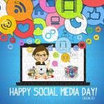 Happy Social Media Day '12