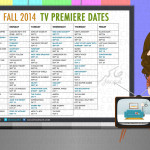 The New Fall 2014 TV Show Premiere Dates List